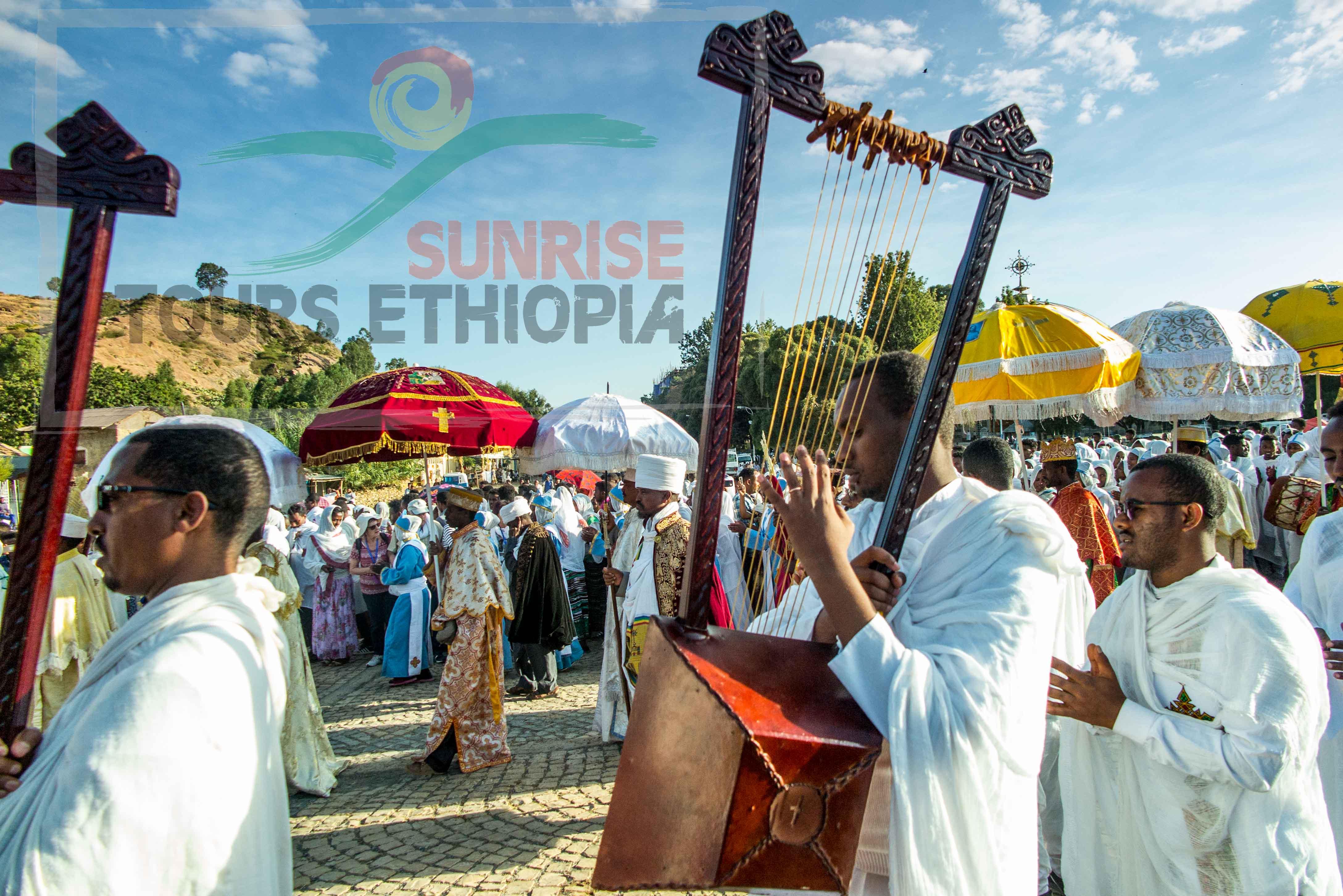 ETHIOPIAN HARP BEGHENA_