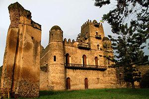 GONDAR fasilidas castles