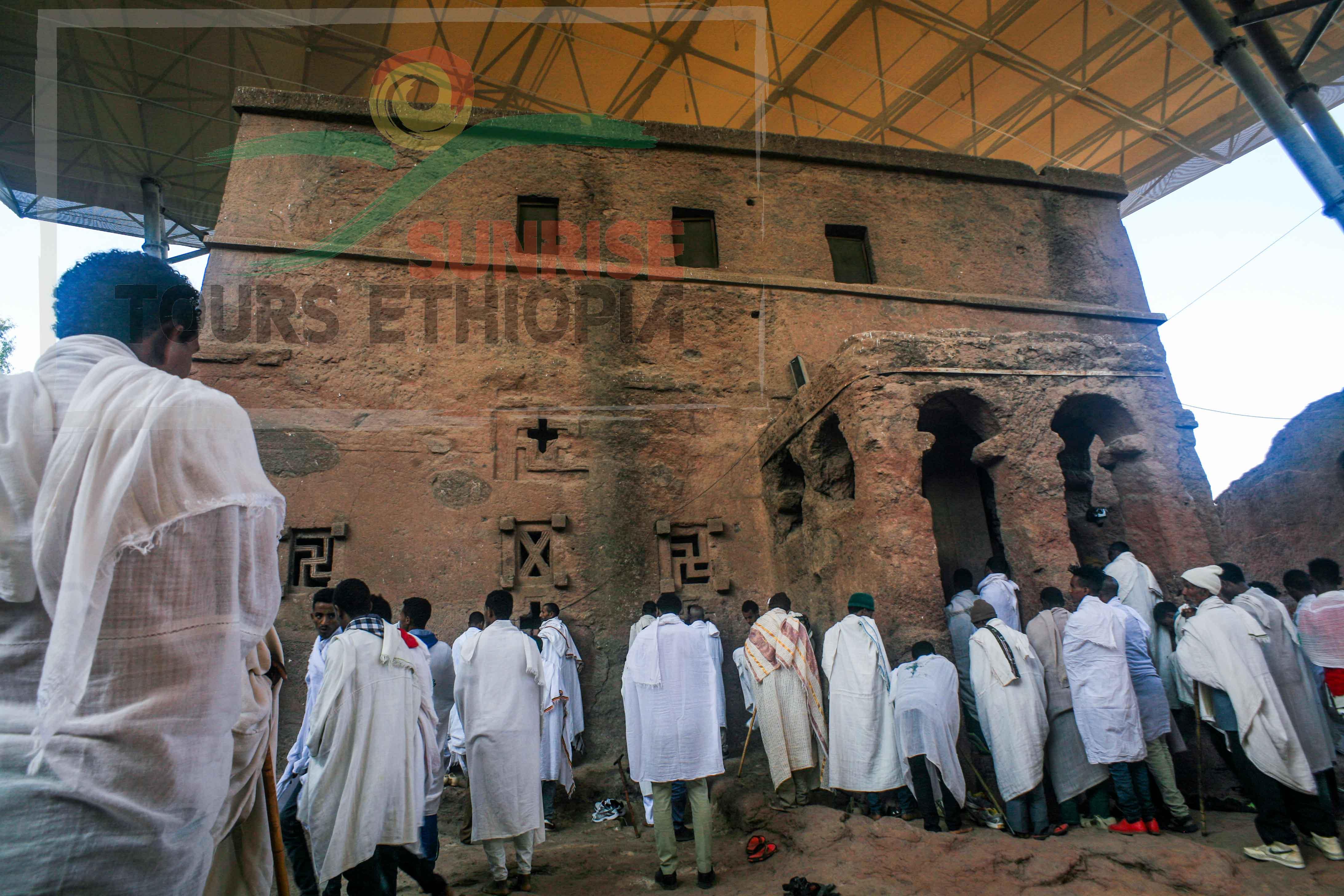 Lalibela Mariam celebration-6