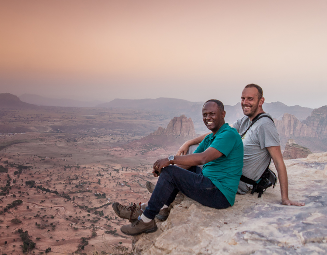 YACOB-AND-EMANUELE SUNRISE TOURS ETHIOPIA