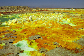 DALLOL DANAKIL DESERT ETHIOPIA
