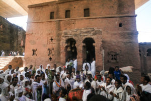 lalibela celebration ethiopia orthodox