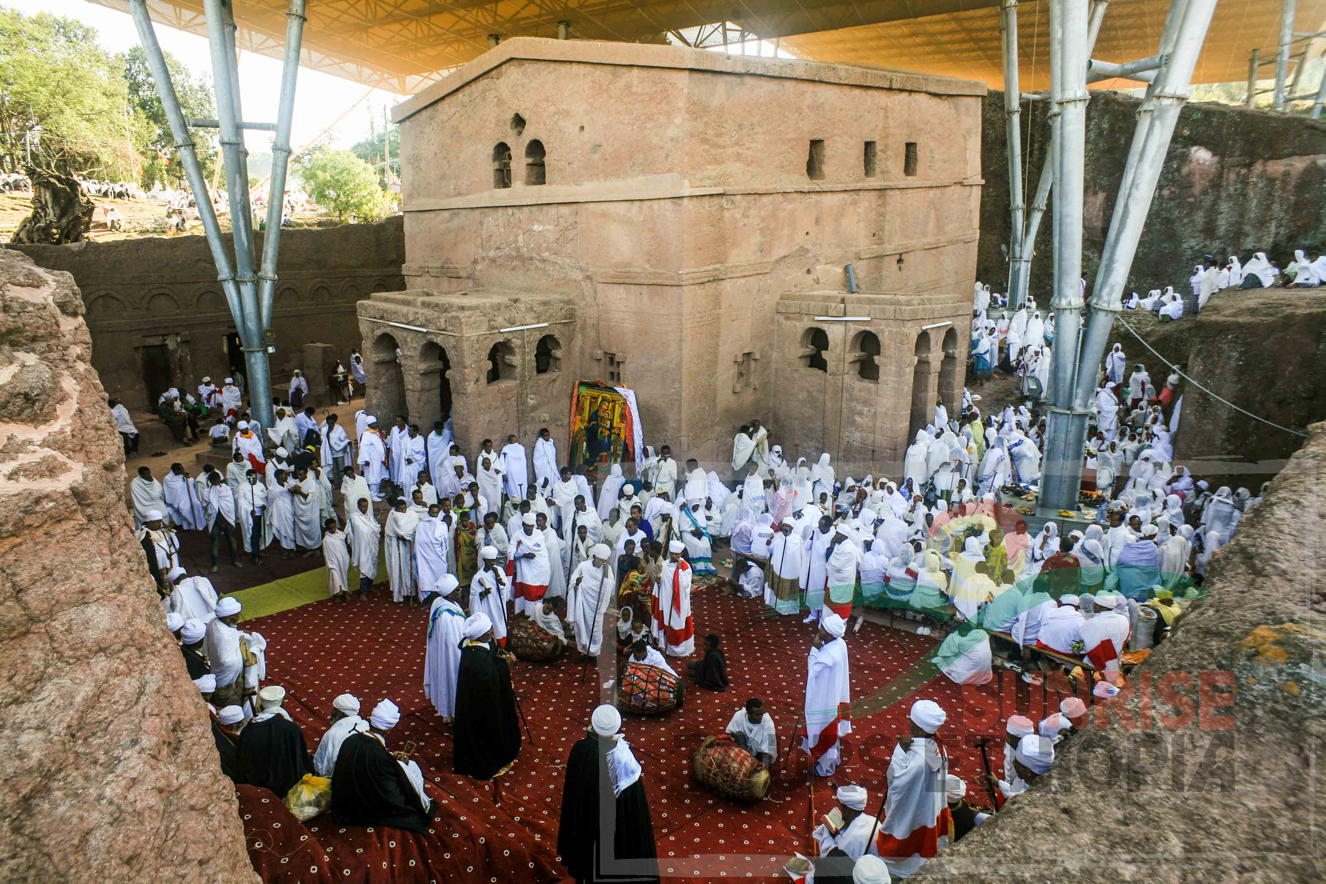 Lalibela Mariam celebration-5