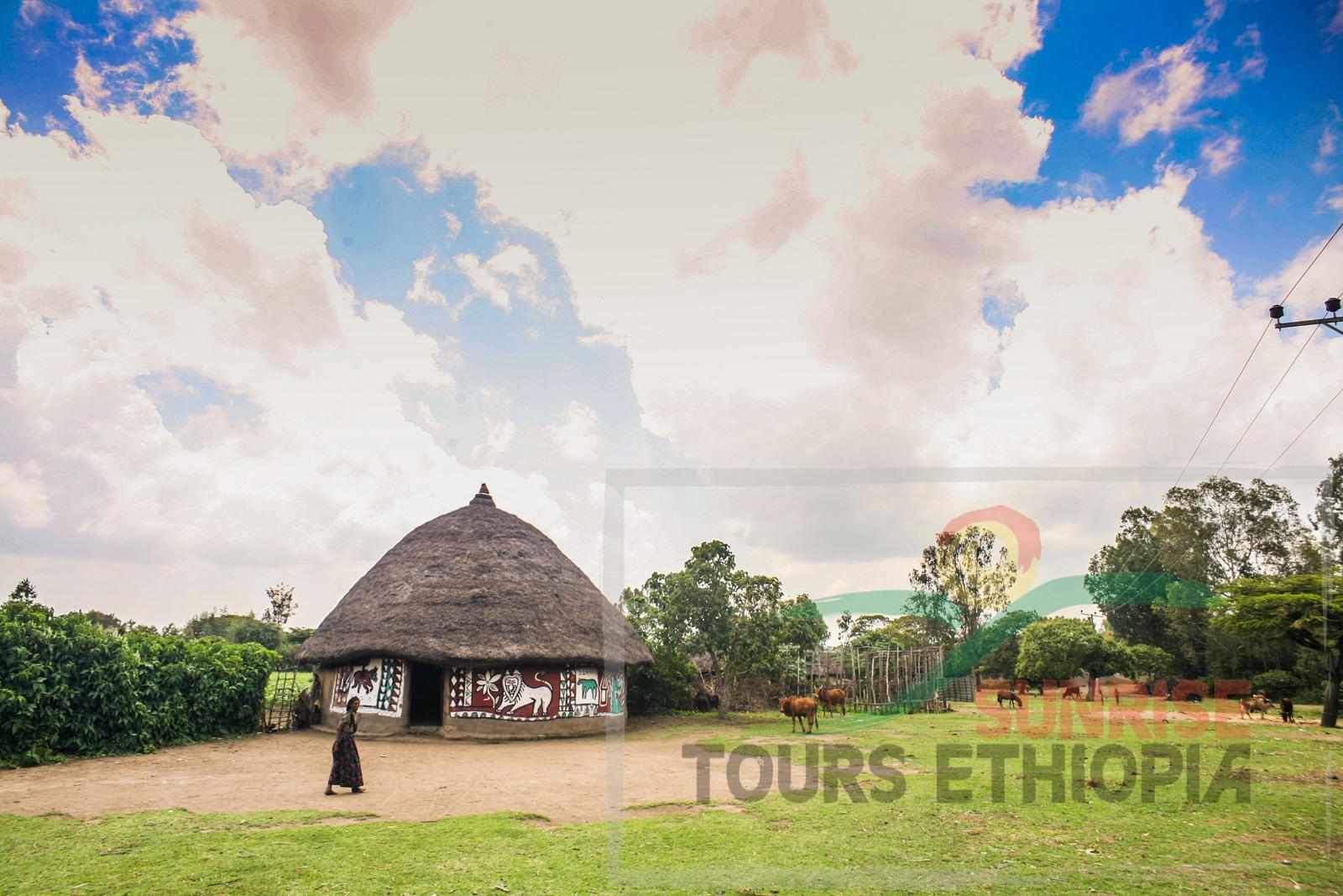 ALABA VILLAGE-RIFT VALLEY ETHIOPIA