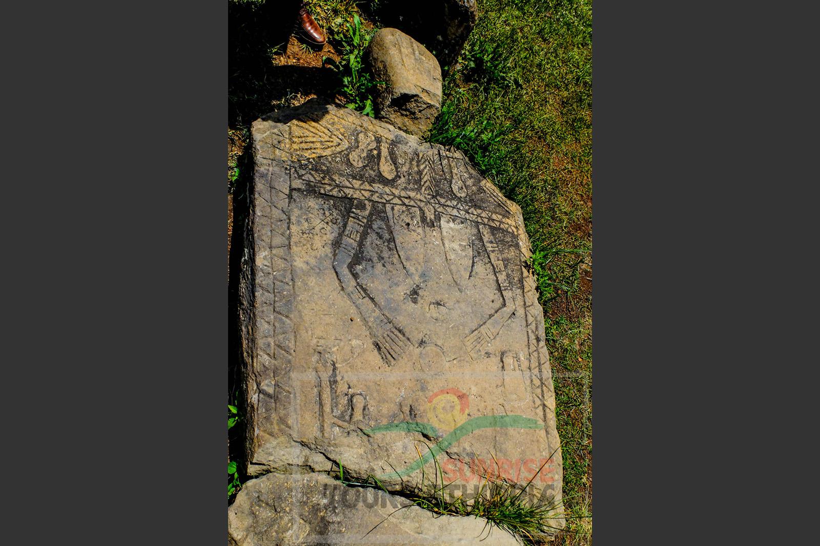 tiya stelae archeological parc ethiopia