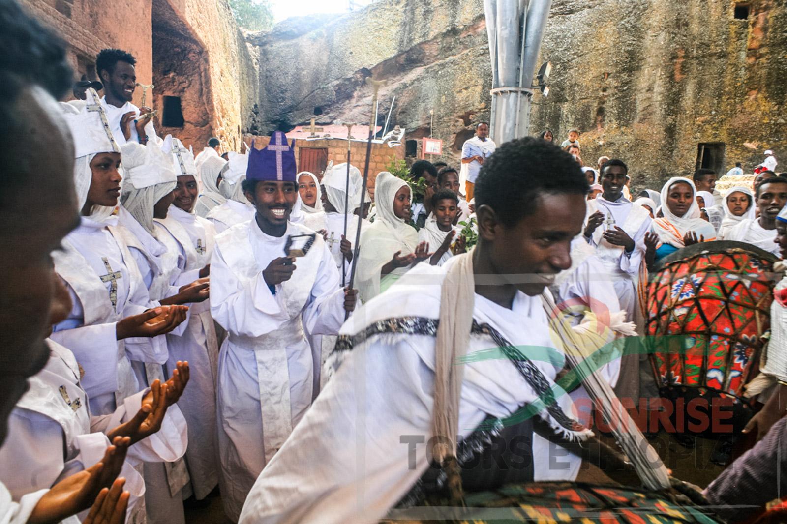 Lalibela celebration song Ethiopia orthodox